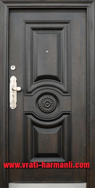 Блиндирана входна врата 539