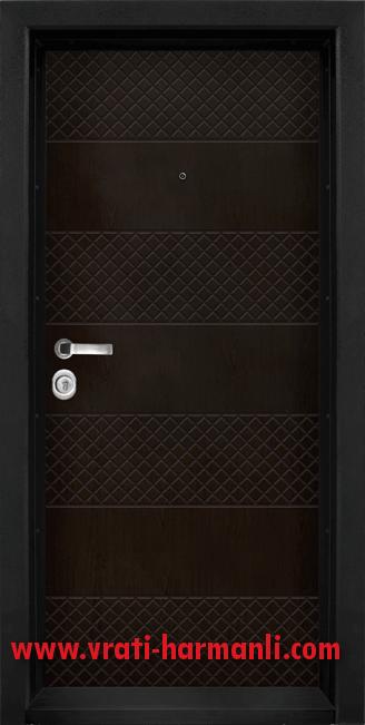 Блиндирана входна врата T-905
