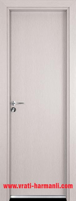 Алуминиева врата за баня – Gama, цвят Перла