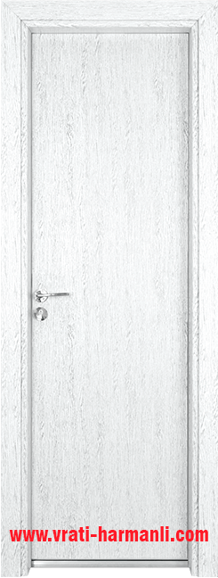 Алуминиева врата за баня – Gama, цвят Бреза